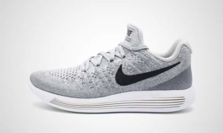 Nike WMNS Lunar Epic Low Flyknit 2 Running (Grijs) Sneaker
