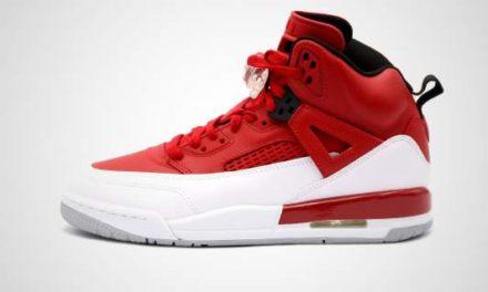 Jordan Spizike GS (Rood/Wit) Sneaker