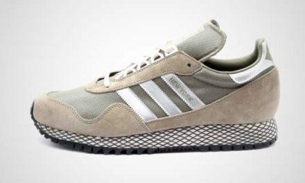 New York (Grijs/Zilver) Sneaker