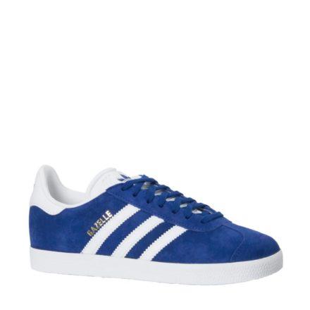 adidas originals Gazelle sneakers (blauw)