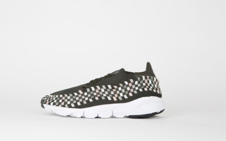 Nike Air Footscape Woven NM Sequoia/Light Orewood Brown Sail White