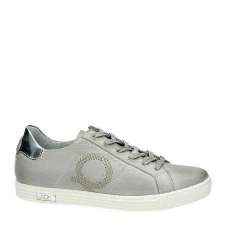 Aqa leren sneakers (grijs)