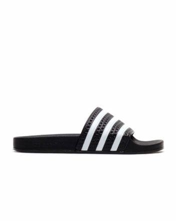 adidas Adilette (zwart/wit)
