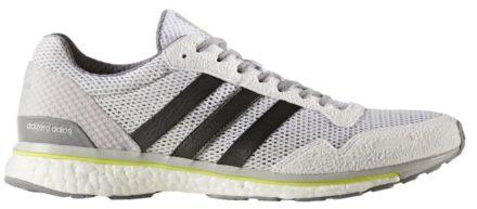 Adidas adizero Adios Boost 3 (wit)