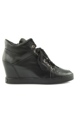 Hogl Sneaker leer (Zwart)