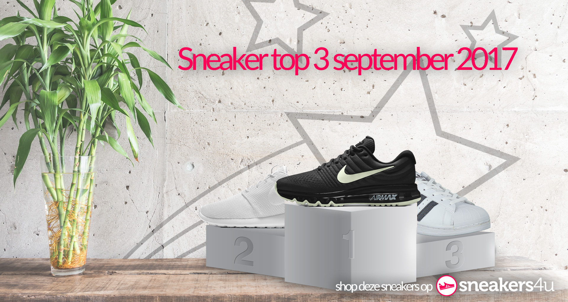 Sneaker top 3 2017