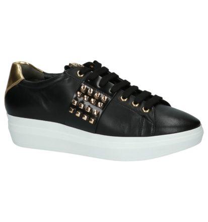 Högl Zwarte Sneakers met Studs