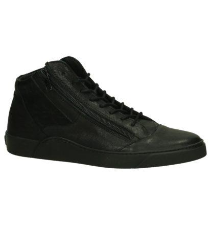 Zwarte Cloud Sneaker Hoog