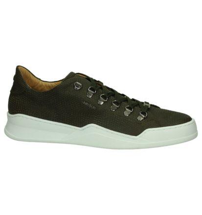 Hinson Allin Hiking Lage Sneaker Kaki