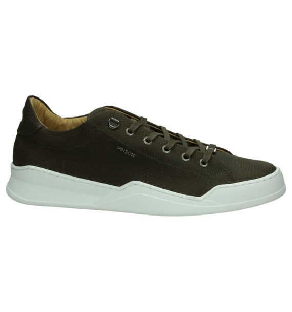 Hinson Allin City Kaki Lage Sneakers
