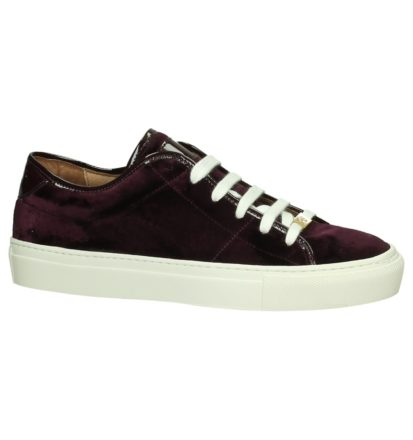 Hampton Bays by Torfs Sneakers Aubergine