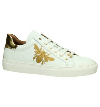 Witte Hampton Bays by Torfs Sneakers