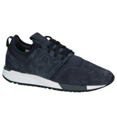 New Balance MRL247 Blauwe Lage Sneakers