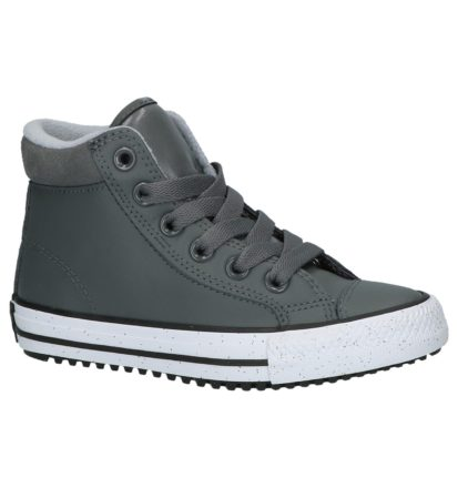 Grijze Sneakers Converse Chuck Taylor All Star Boot High