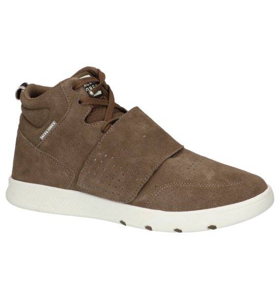 Hoge Sneaker Jack & Jones Houghton Taupe