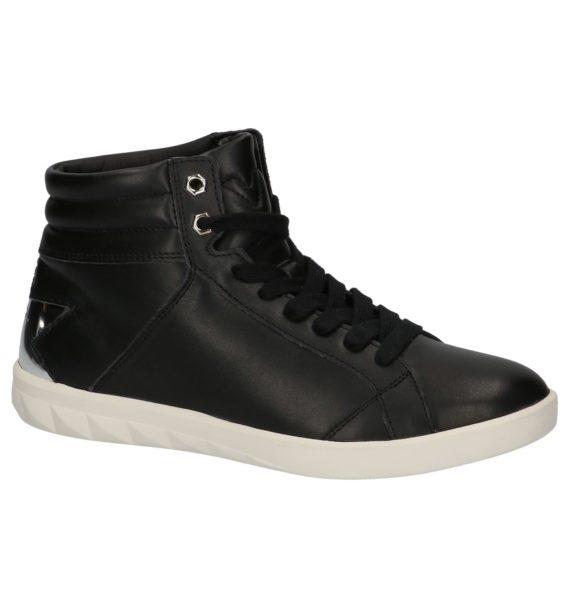 Hoge Sneakers Diesel Zwart