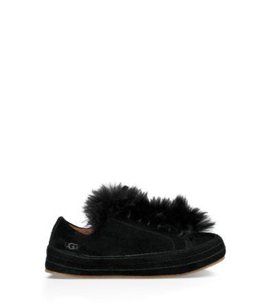 UGG Blake Fur Dames Black