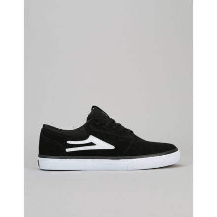 Lakai Griffin Skate Shoes (zwart/wit)