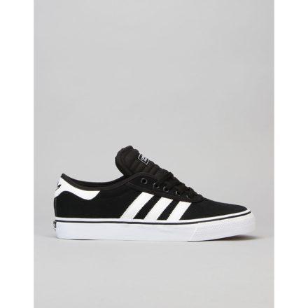 Adidas Adi-Ease Premiere ADV Skate Shoes - Core Black/White/White (UK 4)