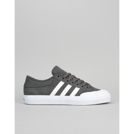 Adidas Matchcourt ADV Skate Shoes - DGH Solid Grey (UK 12)