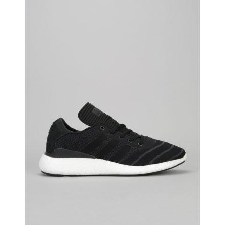 Adidas Busenitz Pure Boost Skate Shoes - Core Black/Core Black (UK 7)