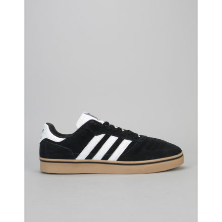 Adidas Copa Vulc Skate Shoe - Core Black/White/Gum (UK 7)