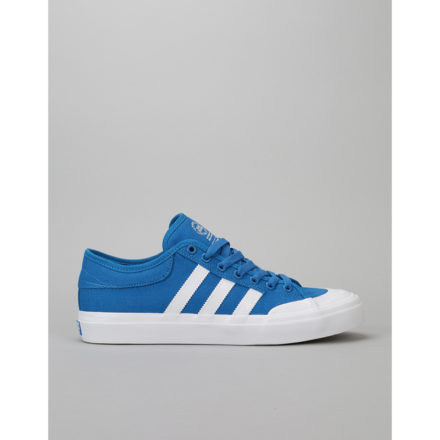 Adidas Matchcourt Skate Shoes - Bluebird/White/Gum (UK 8)