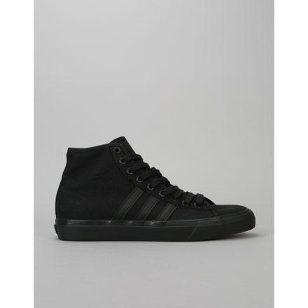Adidas Matchcourt High RX Skate Shoes - Core Black/Core Black (UK 7)