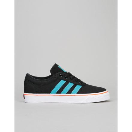 Adidas Adi-Ease Skate Shoes - Core Black/Energy Blue/Energy (UK 6)