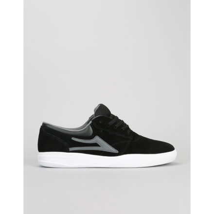Lakai Griffin Skate Shoes (zwart/grijs)