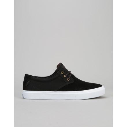 Lakai Daly (MJ) Skate Shoes (zwart/wit)
