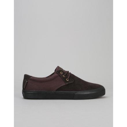 Lakai Daly (MJ) Skate Shoes (bruin/zwart)