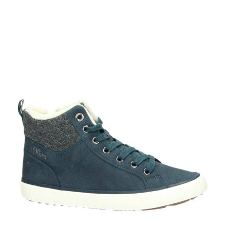 s.Oliver sneakers (blauw)