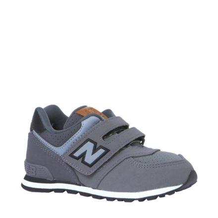 New Balance 574 sneakers meisjes (grijs)
