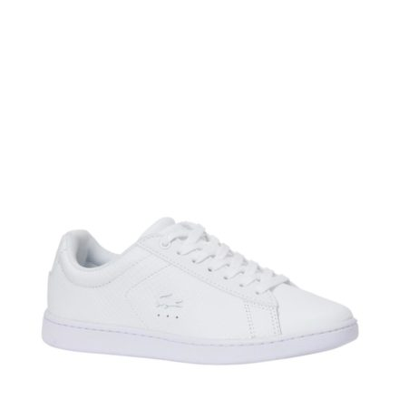 Lacoste Carnaby evo 117 3 sneakers (wit)