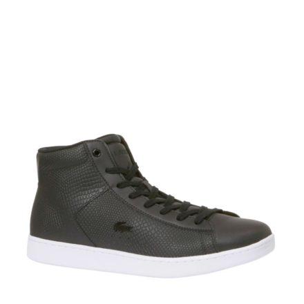 Lacoste Carnaby evo 117 3 sneakers (zwart)