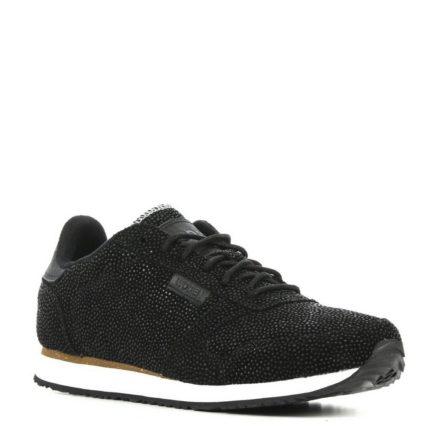 Woden Ydun Pearl suède sneakers (zwart)