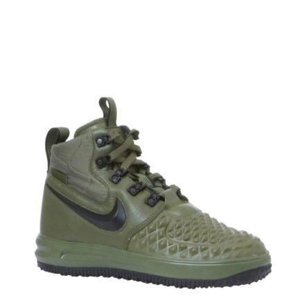 Nike Lunar Force 1 Duckboot '17 sneakers kids (groen)