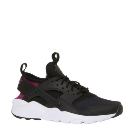 Nike Air Huarache Run Ultra sneakers kids (zwart)