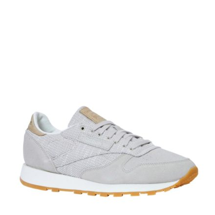 Reebok CL Leather EBK sneakers (bruin)