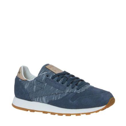 Reebok CL Leather EBK sneakers (blauw)