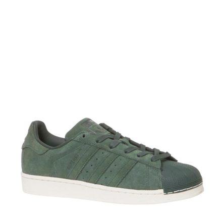 adidas originals Superstar sneakers (groen)