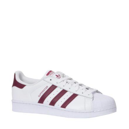 adidas originals Superstar sneakers (wit)