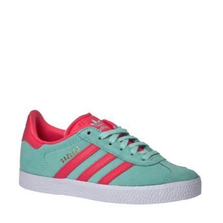 adidas originals Gazelle C sneakers kids (groen)