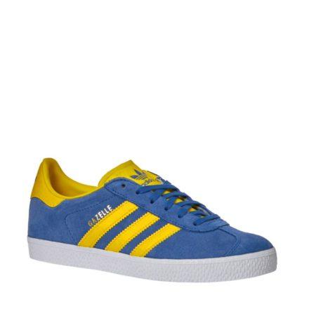 adidas originals Gazelle C sneakers kids (blauw)