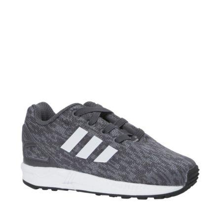 adidas originals ZX Flux EL I sneakers kids (grijs)