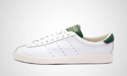 adidas Lacombe SPZL (Wit/Groen) Sneaker