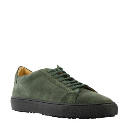 Giuseppe Maurizio suède sneakers (groen)