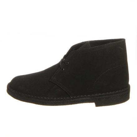 Clarks Desert Boot (zwart)