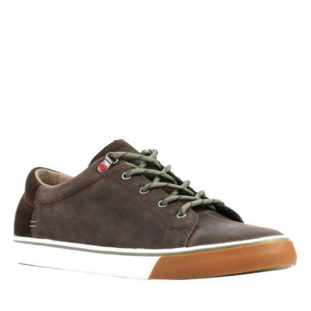 UGG Brock leren sneakers (bruin)